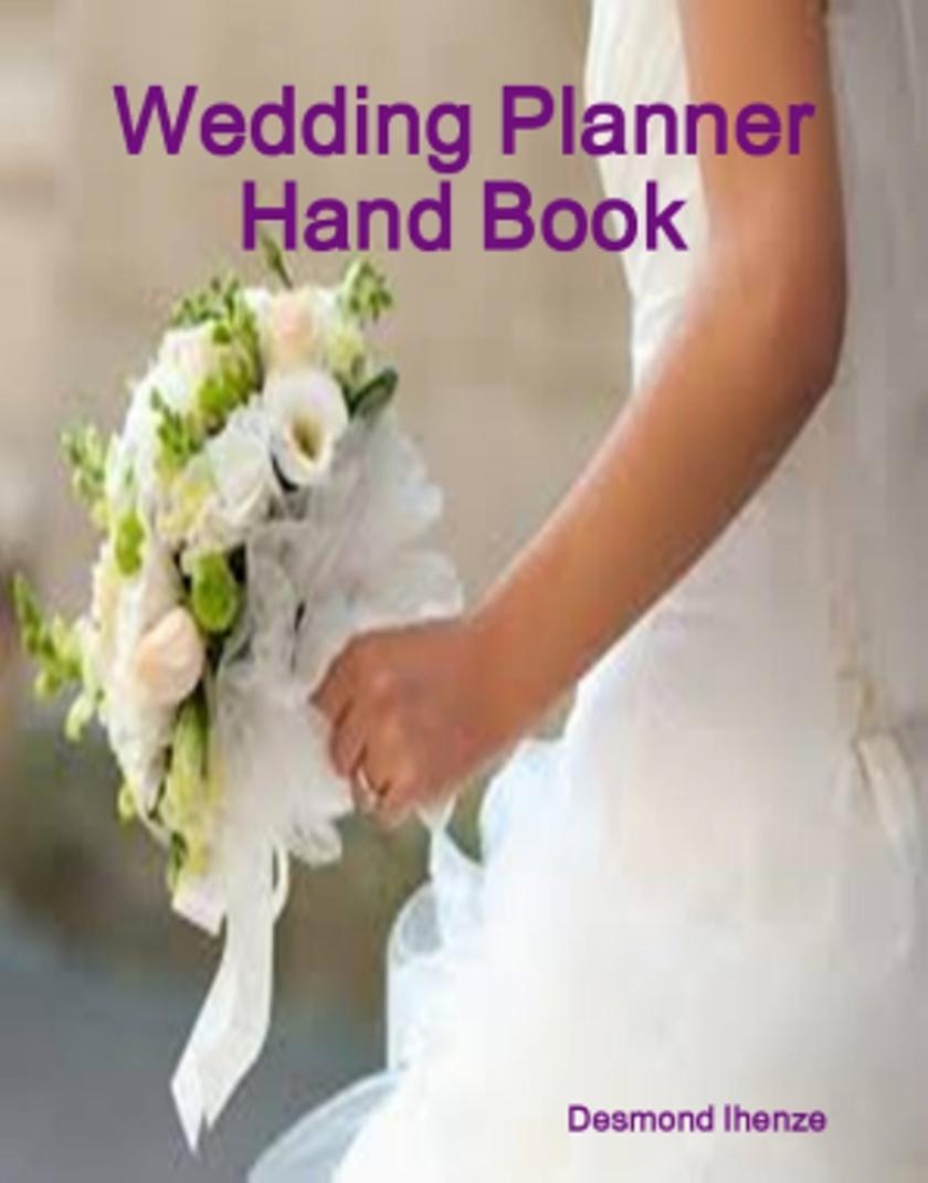 Wedding Planner Hand Book