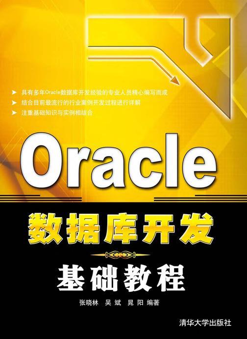 Oracle数据库开发基础教程(仅适用PC阅读)