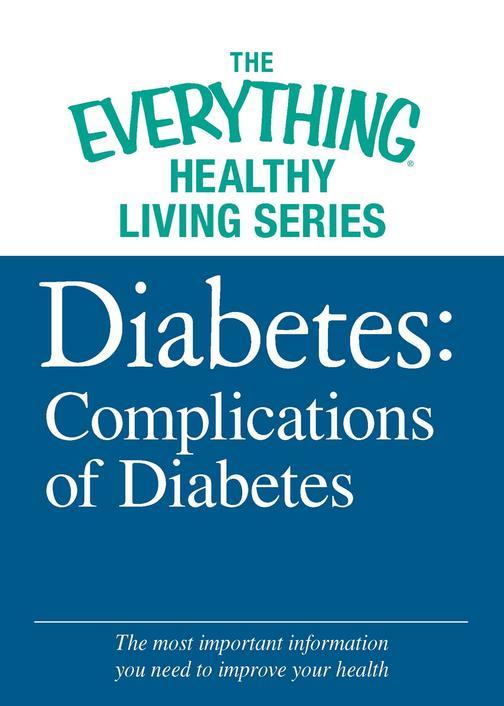 Diabetes: Complications of Diabetes