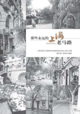 那些永远的上海老马路