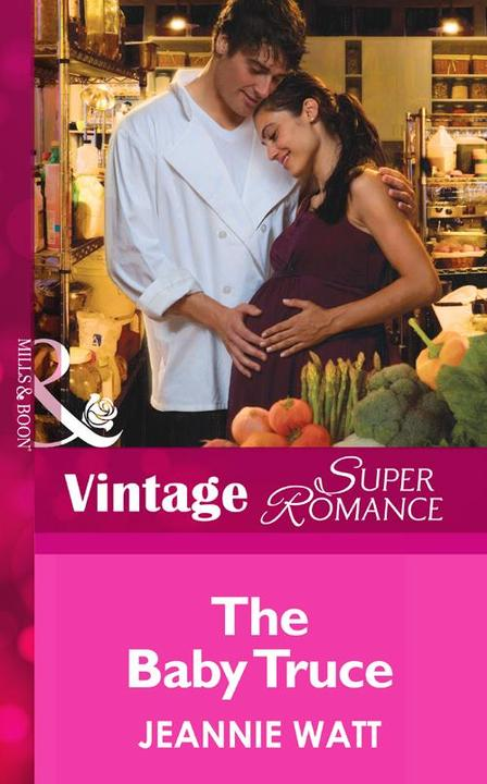 The Baby Truce (Mills &  Boon Vintage Superromance) (Too Many Cooks?, Book 1)