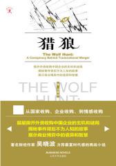 猎狼(层层拨开外资收购中国企业的玄机和迷局,著名财经作者吴晓波力荐 富时代感的商战小说)(试读本)