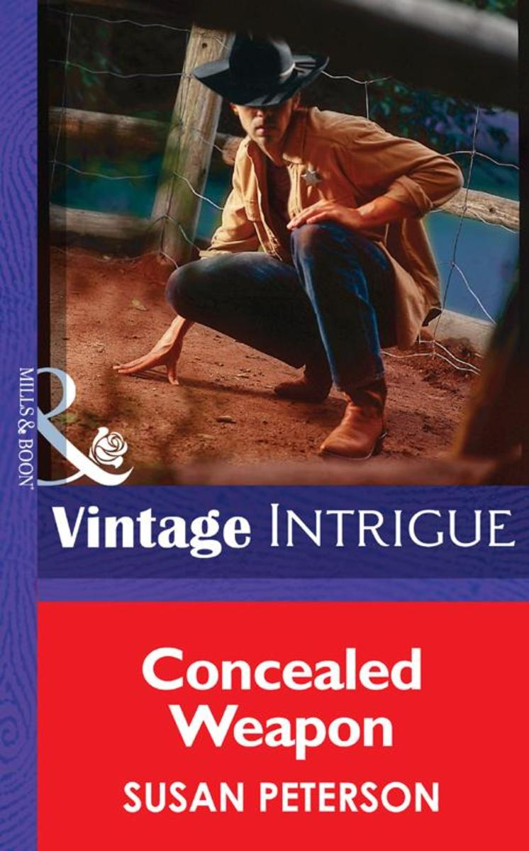 Concealed Weapon (Mills &  Boon Intrigue) (Bachelors at Large, Book 6)