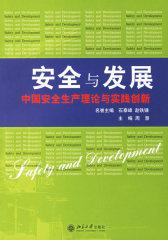 安全与发展:中国安全生产理论与实践创新(仅适用PC阅读)
