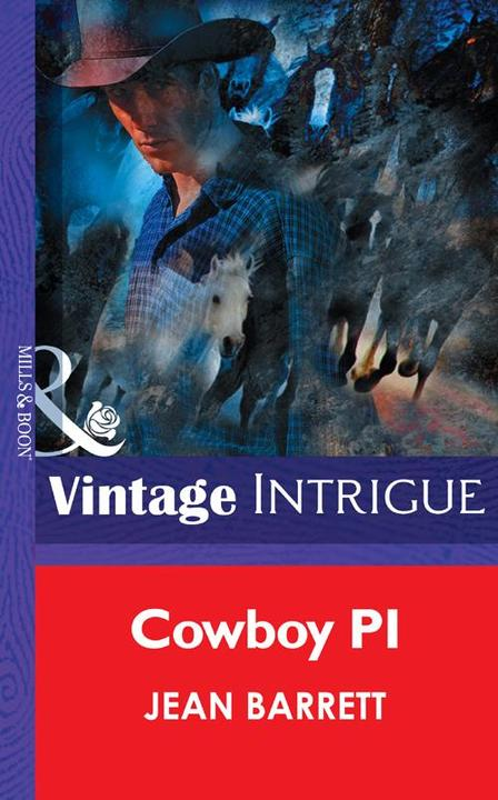 Cowboy Pi (Mills &  Boon Intrigue)