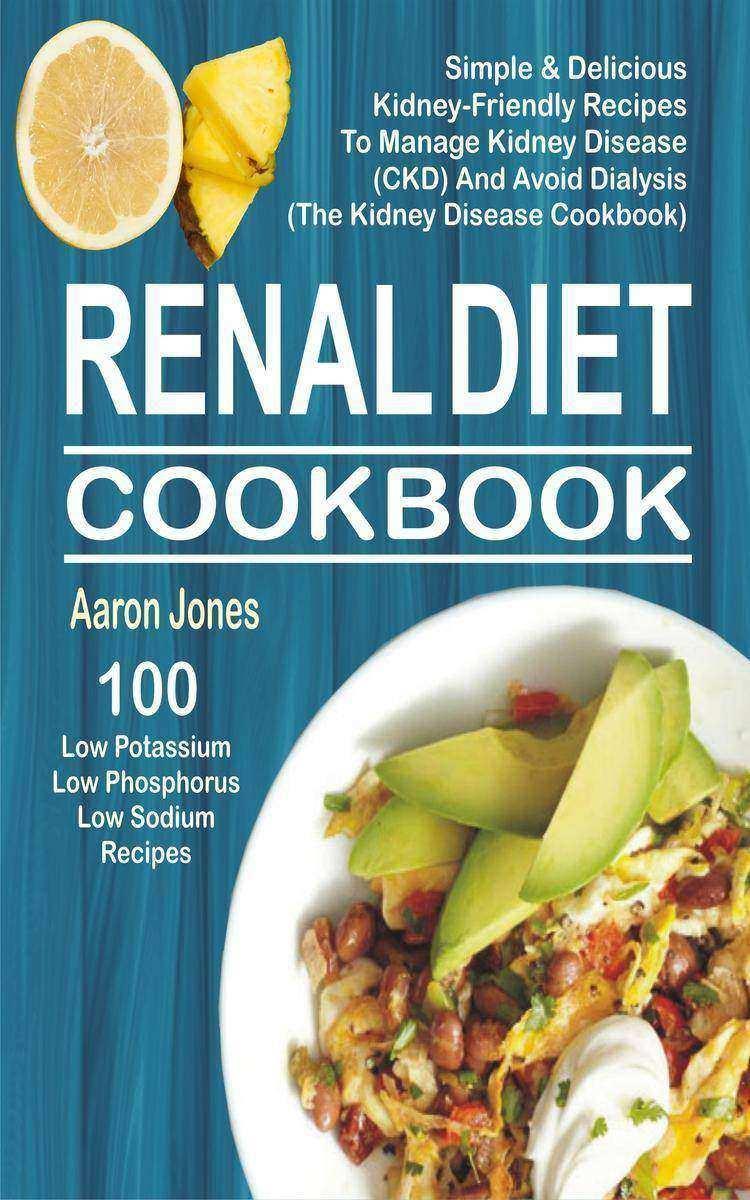 Renal Diet Cookbook.