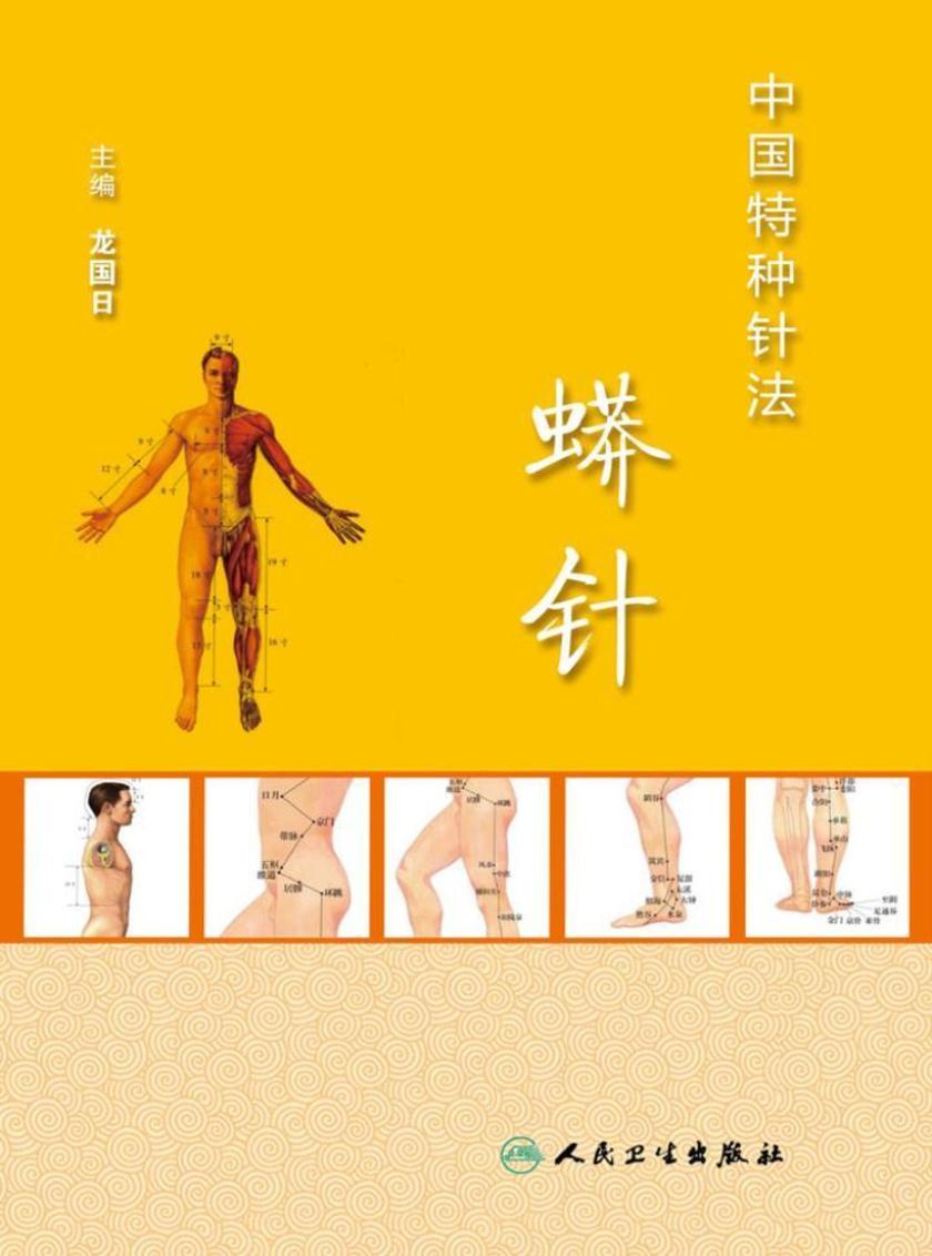 中国特种针法  蟒针