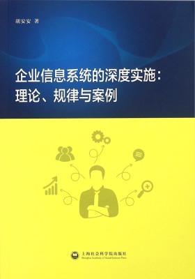 企业信息系统的深度实施:理论、规律与案例