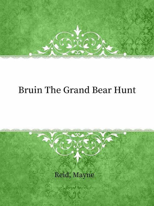 Bruin The Grand Bear Hunt