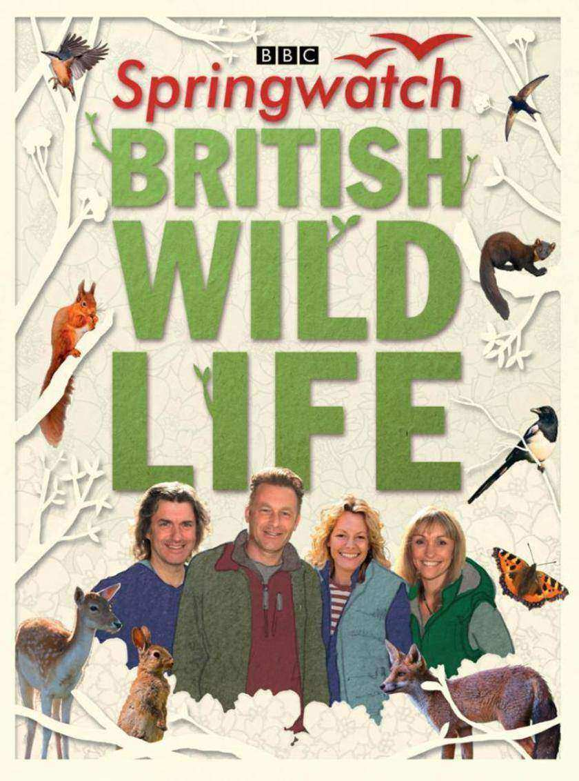 Springwatch British Wildlife:Accompanies the BBC 2 TV series