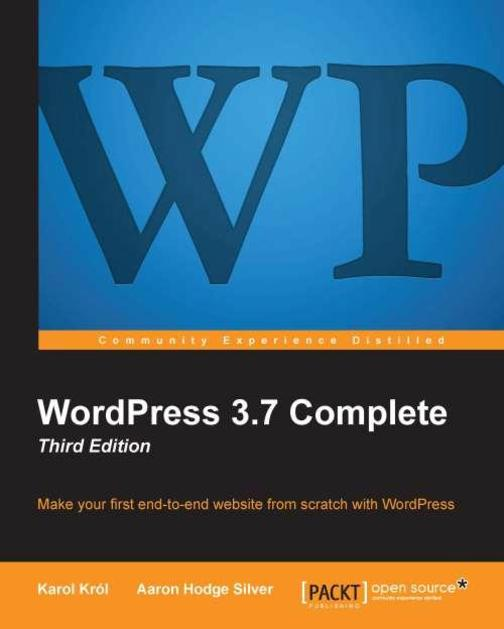 WordPress 3.5 Complete: Third Edition