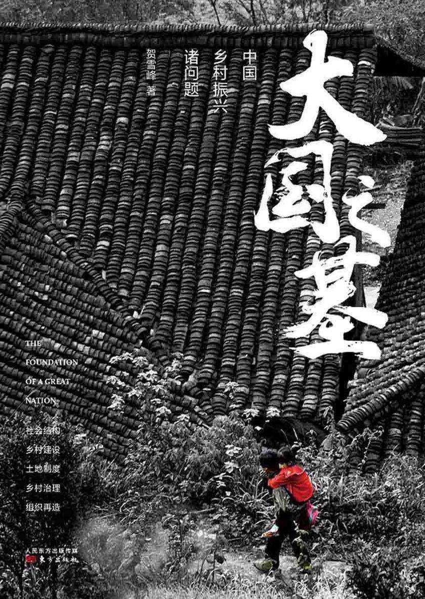 大国之基:中国乡村振兴诸问题(2019中国好书)