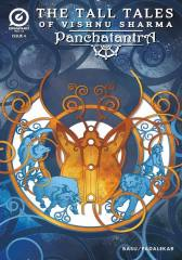 THE TALL TALES OF VISHNU SHARMA: PANCHATANTRA, Issue 4