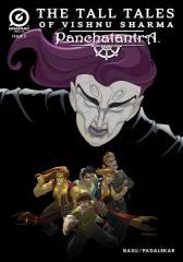 THE TALL TALES OF VISHNU SHARMA: PANCHATANTRA, Issue 5