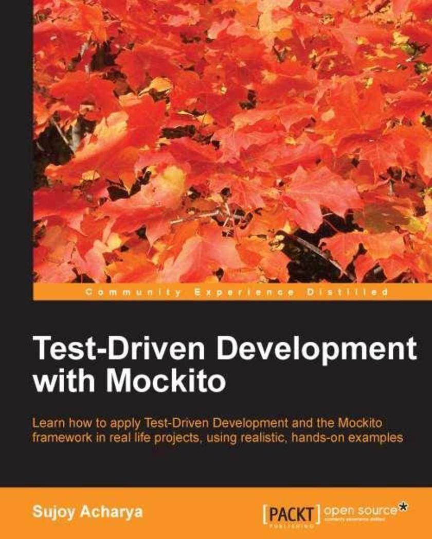 Test Driven Development with Mockito