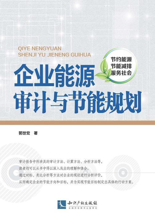 企业能源审计与节能规划