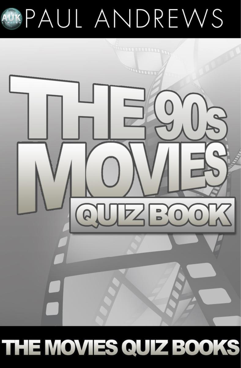 90s Movies Quiz Book