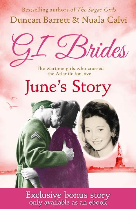 GI BRIDES – June's Story:Exclusive Bonus Ebook