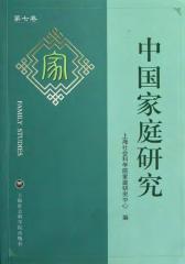 中国家庭研究.第七卷(仅适用PC阅读)