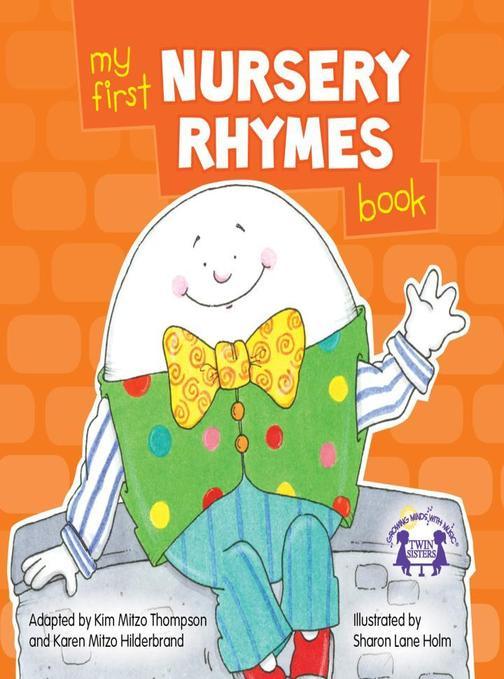 My First Nursery Rhymes