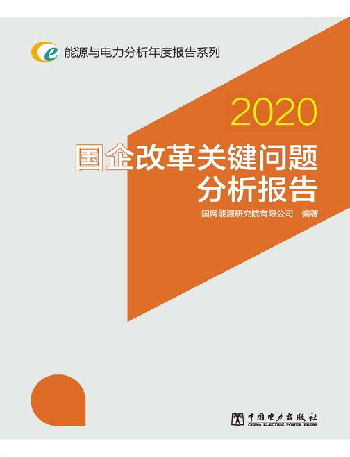 能源与电力分析年度报告系列 2020 国企改革关键问题分析报告