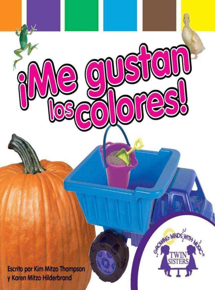 Me Gusta Los Colores