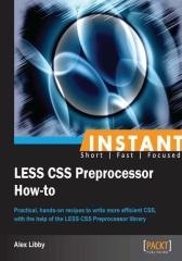 Instant LESS CSS Preprocessor How-to