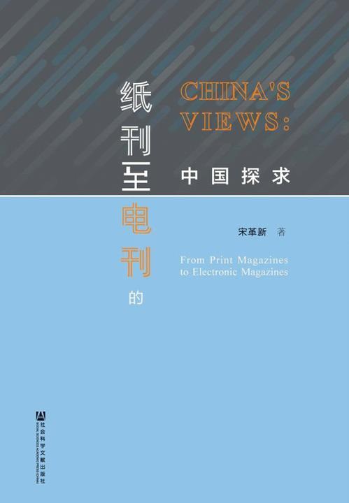 纸刊至电刊的中国探求