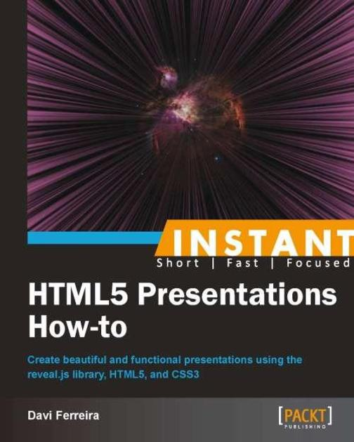 Instant HTML5 Presentations How-to
