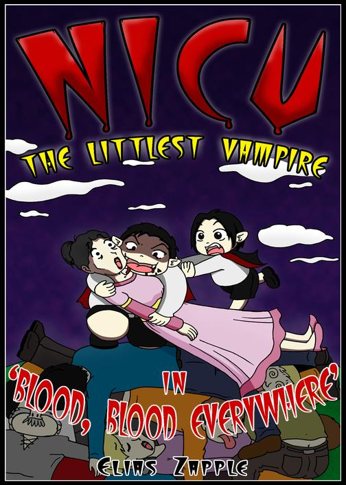 Blood Blood Everywhere: American-English Edition
