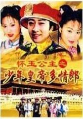 少年皇帝多情郎(影视)