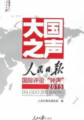 """大国之声:人民日报国际评论""""钟声""""2015"""