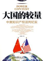 大国的较量:中美知识产权谈判纪实(试读本)