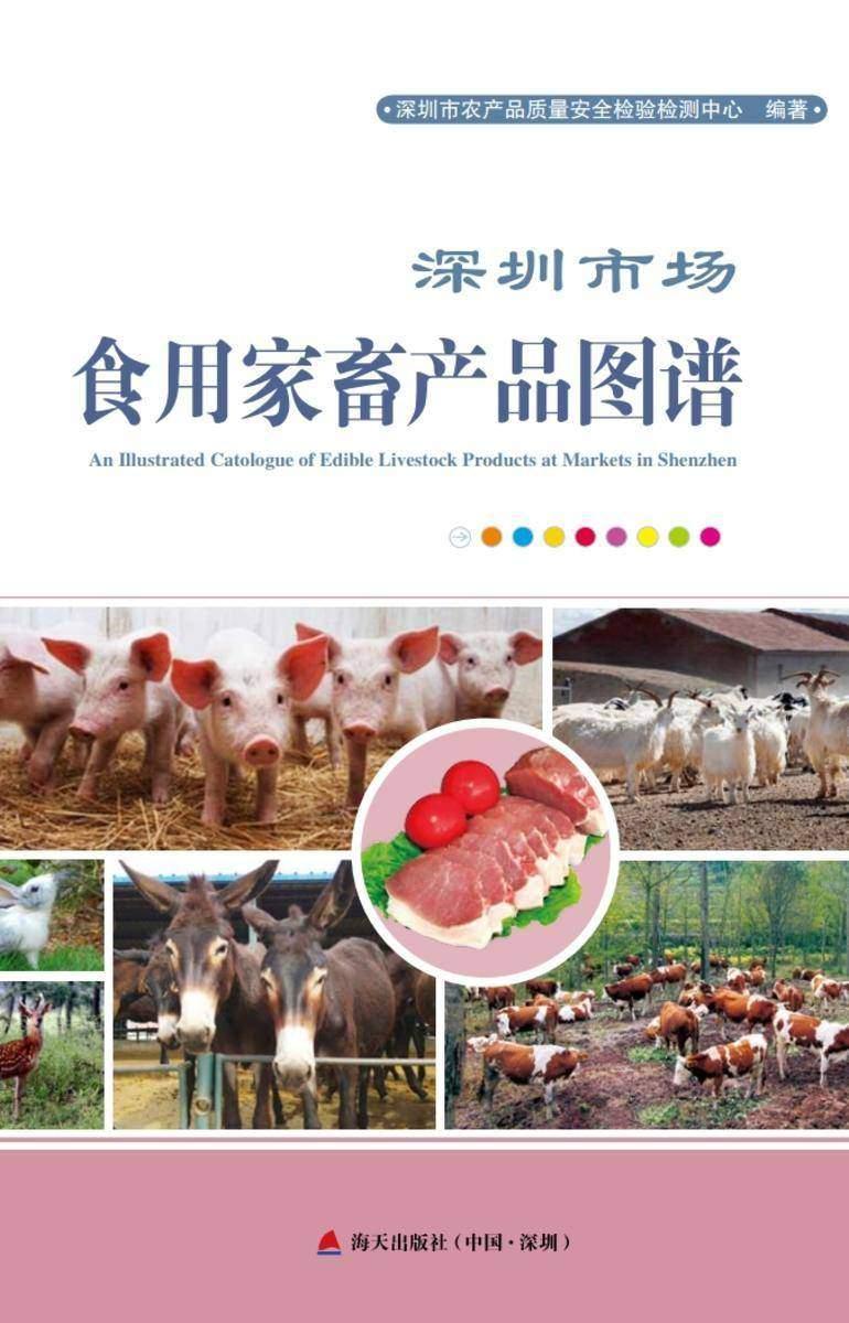 深圳市场食用家禽产品图谱