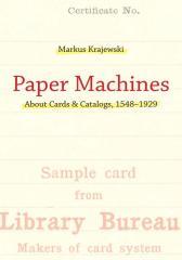 Paper Machines