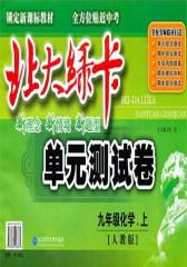 北大绿卡.人教版.单元测试卷.九年级化学(上)(仅适用PC阅读)