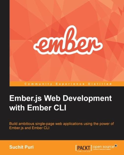 Ember.js Web Development with Ember CLI