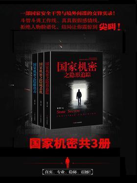 谍战小说国家机密三部曲