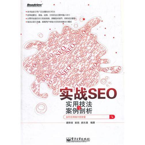 实战SEO——实用技法与案例剖析(仅适用PC阅读)