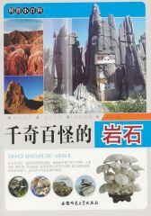 科普小百科:千奇百怪的岩石