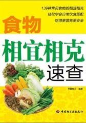 食物相宜相克速查(仅适用PC阅读)