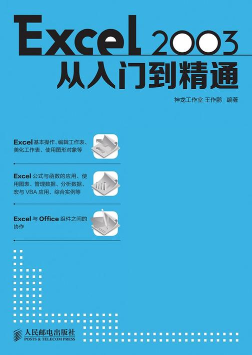Excel 2003从入门到精通