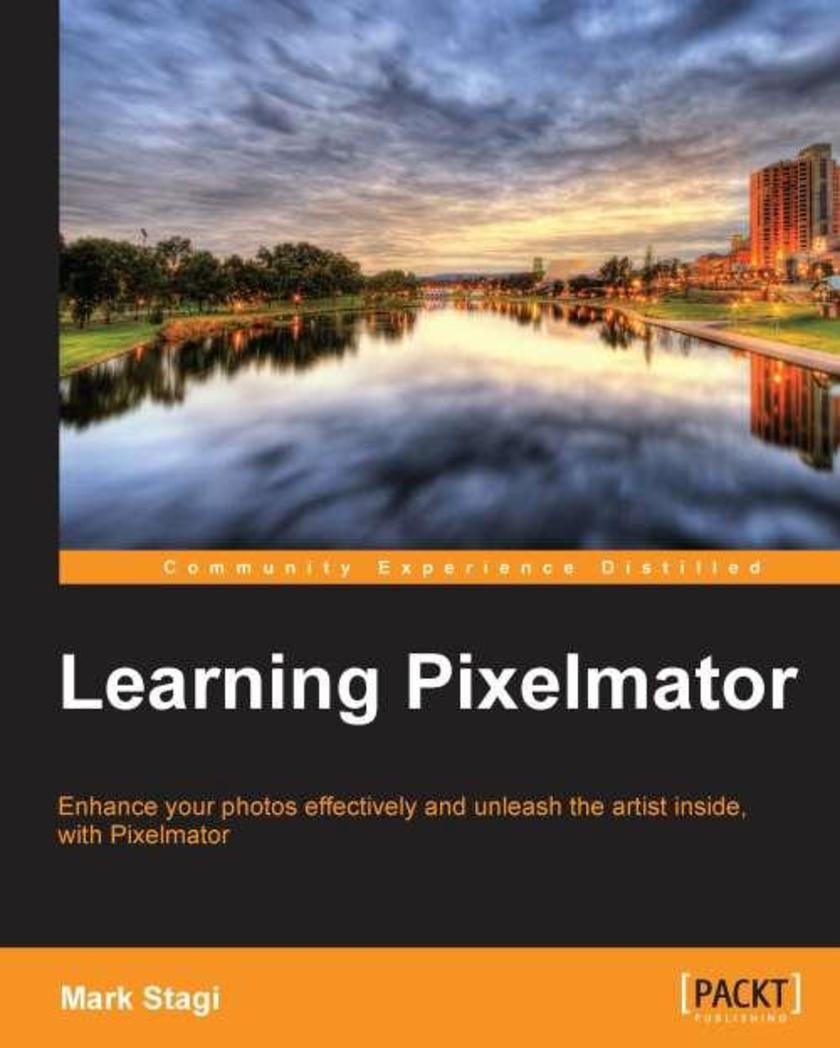 Learning Pixelmator