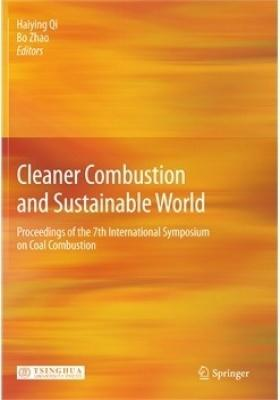 Cleaner Combustion and Sustainable World(仅适用PC阅读)