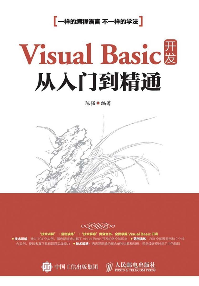 Visual Basic开发从入门到精通