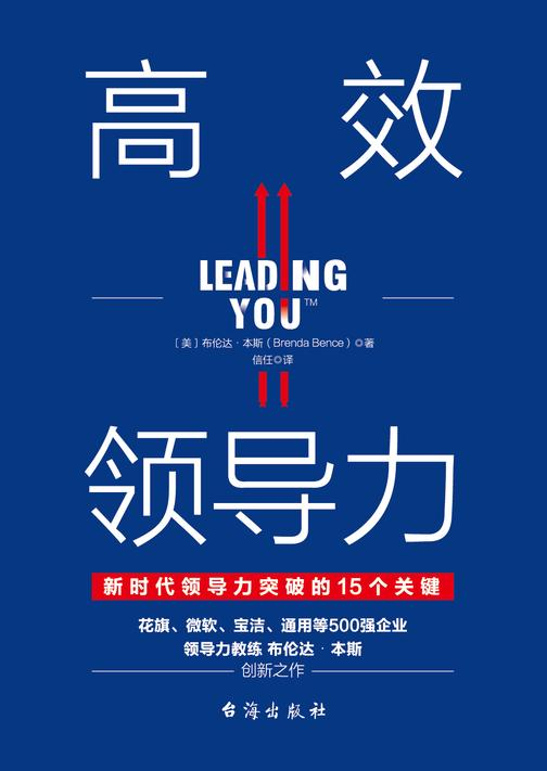 高效领导力(新时代领导力突破的15个关键)