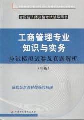 工商管理专业知识与实务应试模拟试卷及真题解析:中级