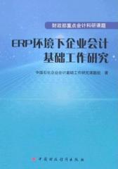 ERP环境下企业会计基础工作研究(仅适用PC阅读)