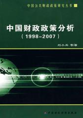 中国财政政策分析