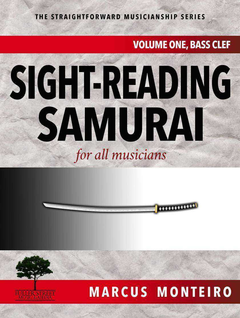 Sight-Reading Samurai: for all musicians: Bass Clef